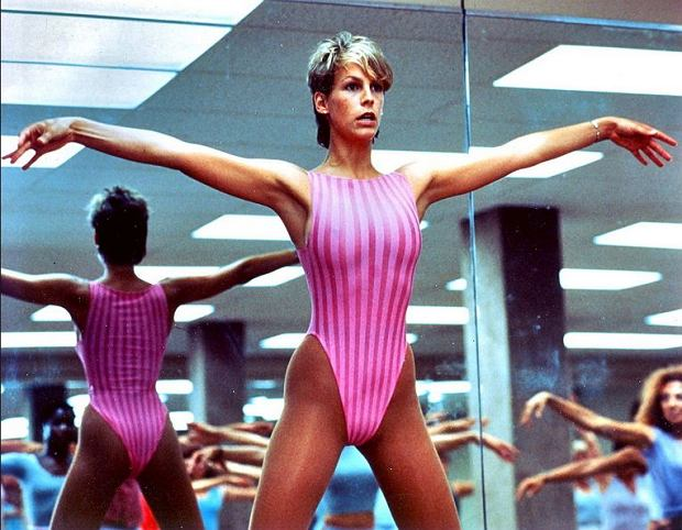 Jamie Lee Curtis, film Perfect