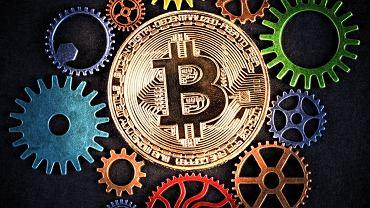 Słynna kryptowaluta bitcoin