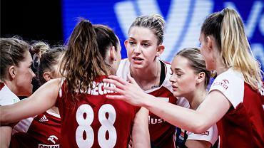 Liga Narodów: Japonia - Polska, siatkówka