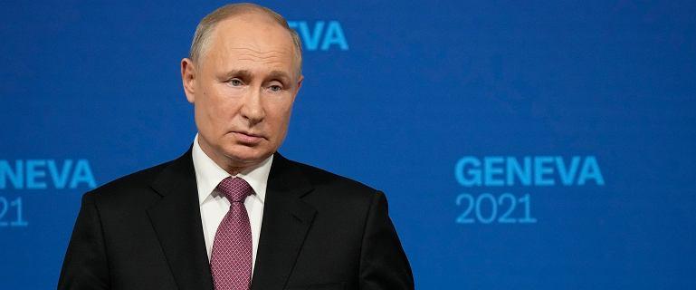 """Spotkanie Biden-Putin zakończone. Pierwszy przemówił Putin. """"Brak wrogości"""""""