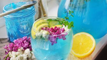 Niebieska lemoniada - www.anamarisworld.blogspot.com