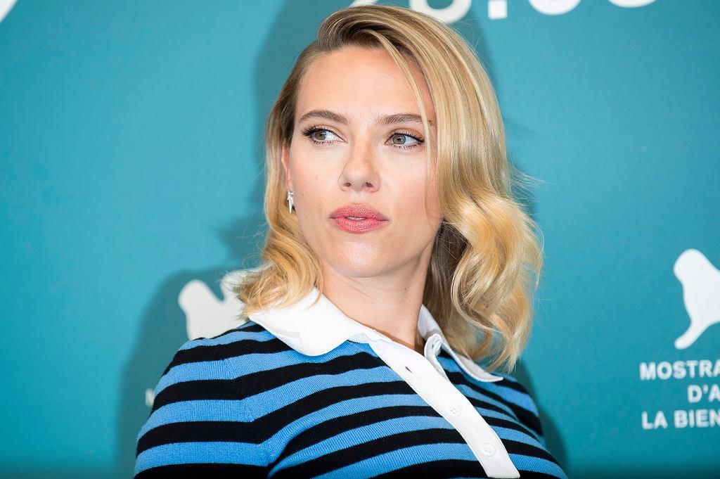 Marriage Story Scarlett Johansson Zdradza że Przyjęła