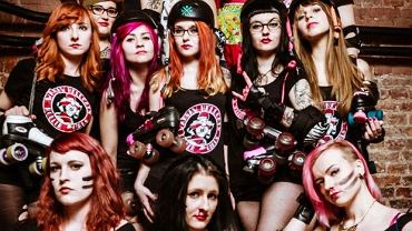 Drużyna Warsaw Hellcats Roller Girls