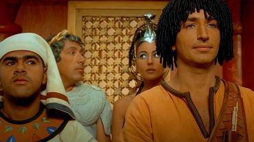 Scena z filmu 'Asterix i Obelix: Misja Kleopatra'