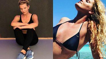 Aktorka 'Barw szczęścia' zrzuciła ubrania i chwali się ciałem. Treningi przynoszą efekty
