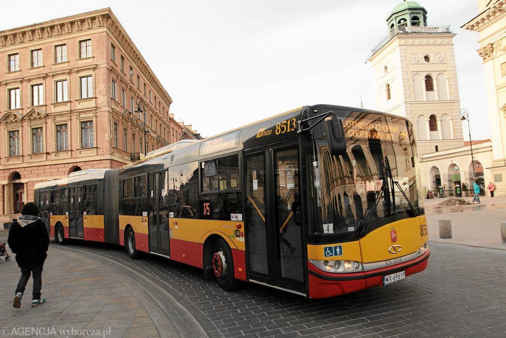 Autobus ZTM linii 175