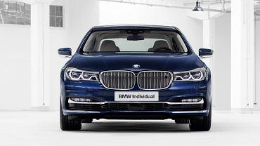 "BMW Serii 7 Individual ""The Next 100 Years"""