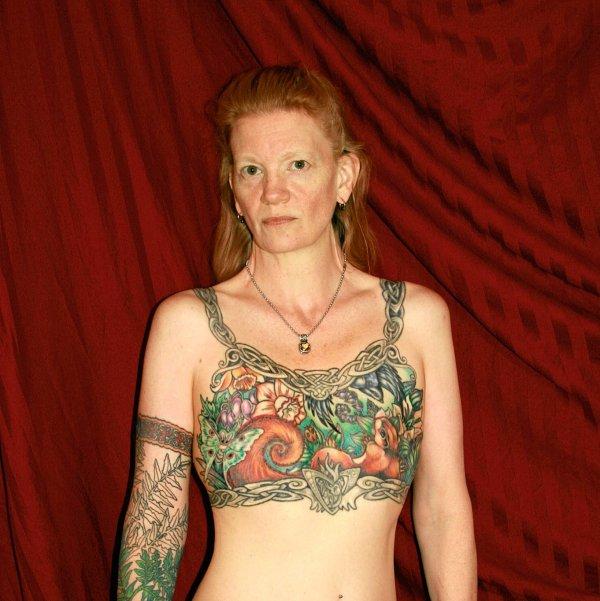 Tatuaż Po Mastektomii Rak Nie Musi Zostawić Ostatniego śladu