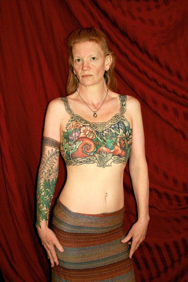 Gdzie Najmniej Boli Tatuaż Poradnik Kobiety