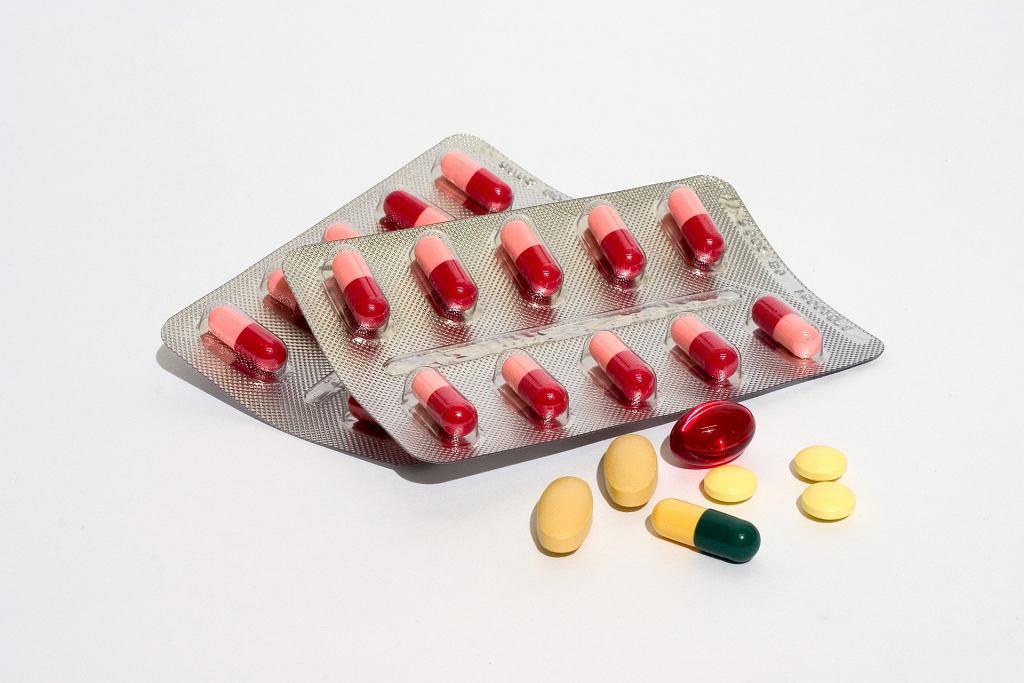 Leki dostępne bez recepty tylko łagodzą objawy grypy