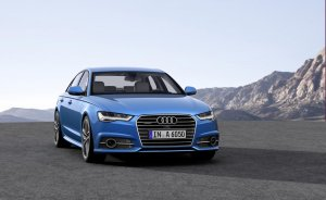 Salon Paryż 2014 | Nowe Audi A6 | Facelifting technologii
