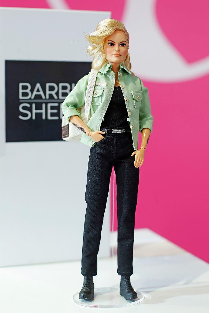 Lalka Barbie inspirowana Martyną Wojciechowską