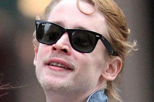 Macaulay Culkin w Nowym Jorku