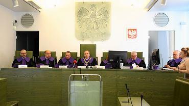 Pierwsze posiedzenie Izby Dyscyplinarnej Sadu Najwyższego w Warszawie