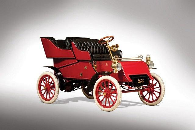 Form Model A (1903)