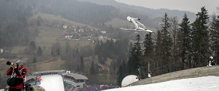 Poważny upadek nastoletniego skoczka w Szczyrku. Miał debiutować w FIS Cup