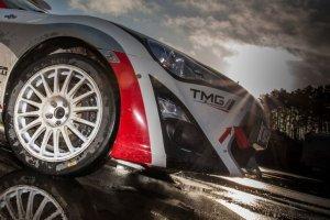 Toyota GT86 CS-R3 | Powrót tylnego napędu do rajdów
