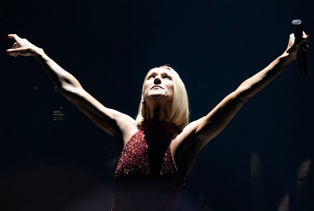 Celine Dion World Tour