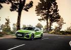 Nowe Audi RS3. Pięć cylindrów, 400 KM, 3,8 s do setki i tryb driftu... Wymieniać dalej?