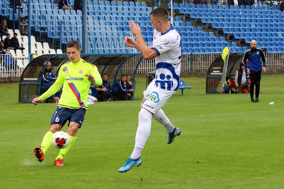 29 września 2019 r., lubuska czwarta liga: Stilon Gorzów - Warta Gorzów 0:1 (0:1)