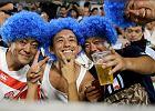 Podczas meczów Pucharu Świata w rugby w Japonii ulice pustoszeją, a drużyna gospodarzy chce obiec wszystkich