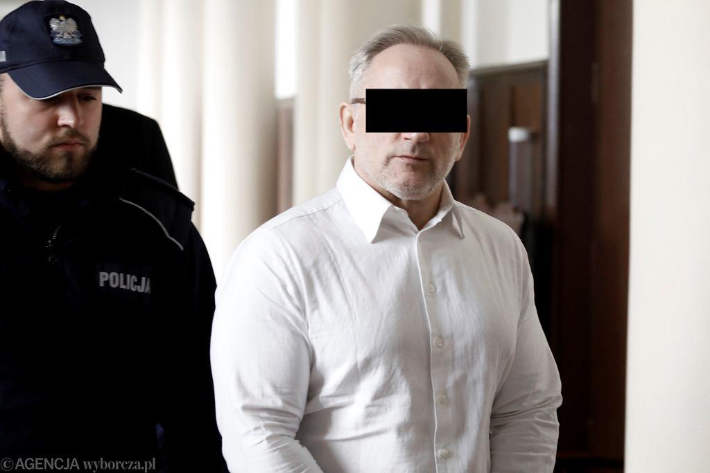 9Proces mafii pruszkowskiej w Sadzie Okregowym w Warszawie