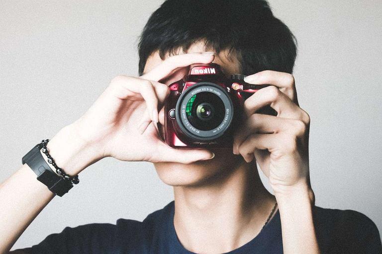 Dla miłośników fotografii - aparaty, akcesoria i książki w okazyjnych cenach