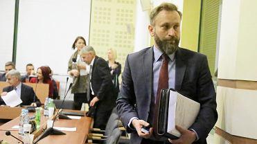 Wybory parlamentarne. Igor Łukaszuk, radny wojewódzki, kandydat KO w wyborach do Senatu