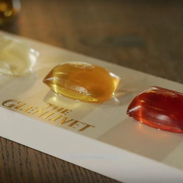 Glenlivet wprowadza whisky w kapsułkach