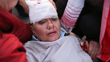 23.09.2020, Mińsk, kolejny dzień protestów.