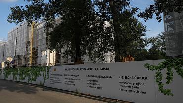 Inwestycja Dom Development na Kamionku w Warszawie.