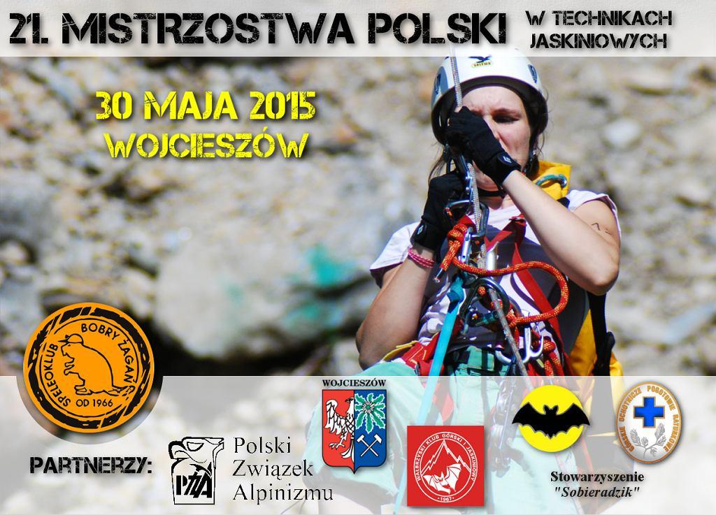 21. Mistrzostwa Polski w Technikach Jaskiniowych