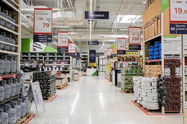 Zdjęcie numer 45 w galerii - Nowy rzeszowski hipermarket Leroy Merlin otwarty od czwartku. 13 działów, 36 tys. produktów [ZDJĘCIA]