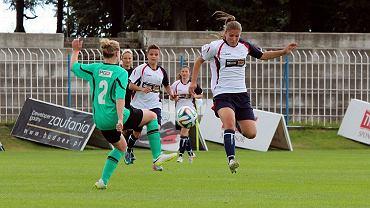 Ekstraklasa kobiet: TKKF Stilon Gorzów - AZS Wrocław 1:2 (0:1)