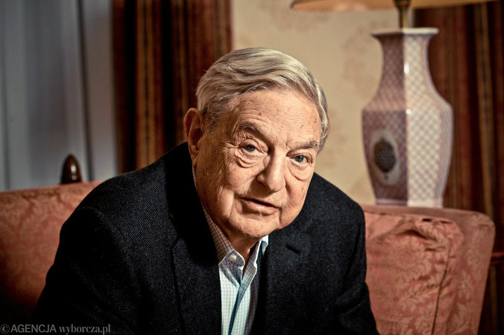 George Soros. Warszawa, 12 listopada 2012