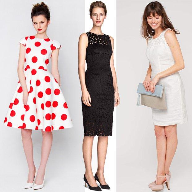 073bba66 Jak się ubrać na wesele? Najmodniejsze sukienki z nowych kolekcji ...