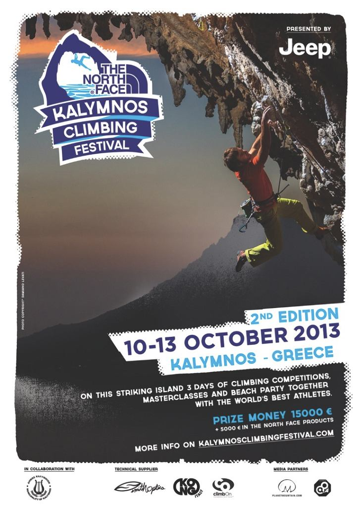 The North Face Kalymnos Climbing Festival 2013