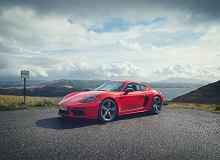 Porsche 718 T - przyjemność z jazdy na pierwszym miejscu