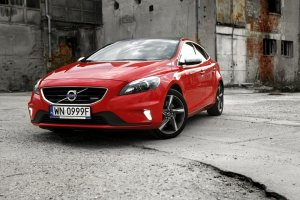 Volvo V40 T5 R-Design | Test | Rozpalony Szwed