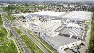 Nowoczesne Centrum Logistyczne BSH we Wrocławiu