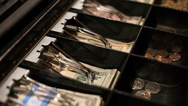 Dolary amerykańskie.