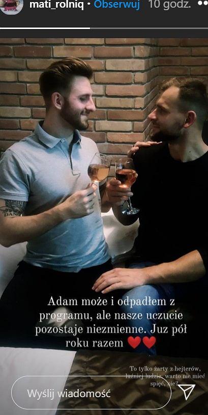 Mateusz i Adam z 'Rolnika...'