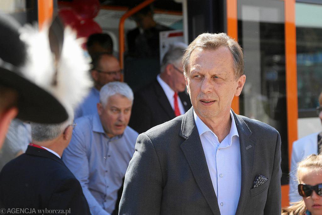 Inauguracja połączeń kolejowych między Nowym Targiem a Zakopanem.