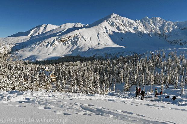 Zdjęcie numer 31 w galerii - Słońce, śnieg i szczyty. Piękna pogoda w Tatrach, zachwycające widoki