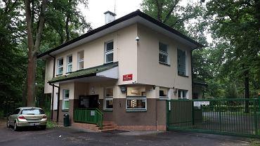 30.08.2021, ośrodek dla uchodźców w Dębaku w gminie Otrębusy pod Warszawą.