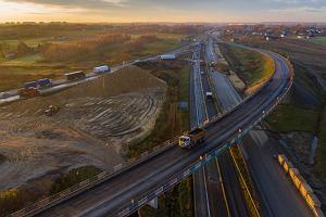 Uwaga, kierowcy. Autostrada A1 będzie zamknięta na odcinku Tuszyn - Piotrków Trybunalski Zachód