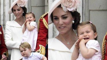 Księżniczka Charlotte 2 maja obchodziła 1. urodziny.