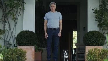 Harrison Ford - Super Bowl reklama Amazon Alexa