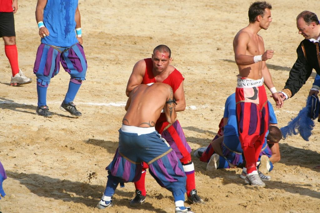 Calcio Storico Fiorentino 2021