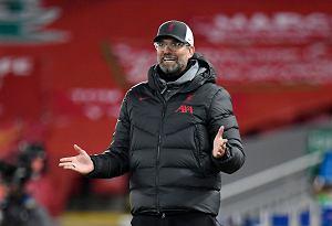 Niesamowita seria Liverpoolu przerwana! Nie oddali nawet celnego strzału
